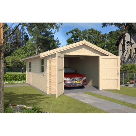 Garage Yarik 380 x 540 cm