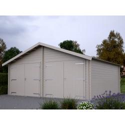 Garage Isma 592 x 536 cm