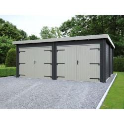 garage-tara-592-x-592-cm-blokhut-tuinhuis-lessenaarsdak-biancasa-chalet-center